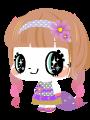 yumi-p@飴屋敷5☆+3☆とか出た!4日もやり忘れたら複数も出るわね~^^;